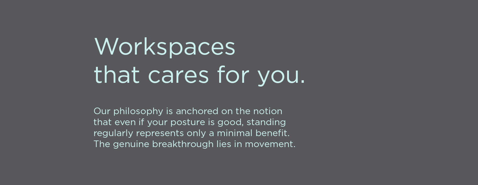 Workspaces that care